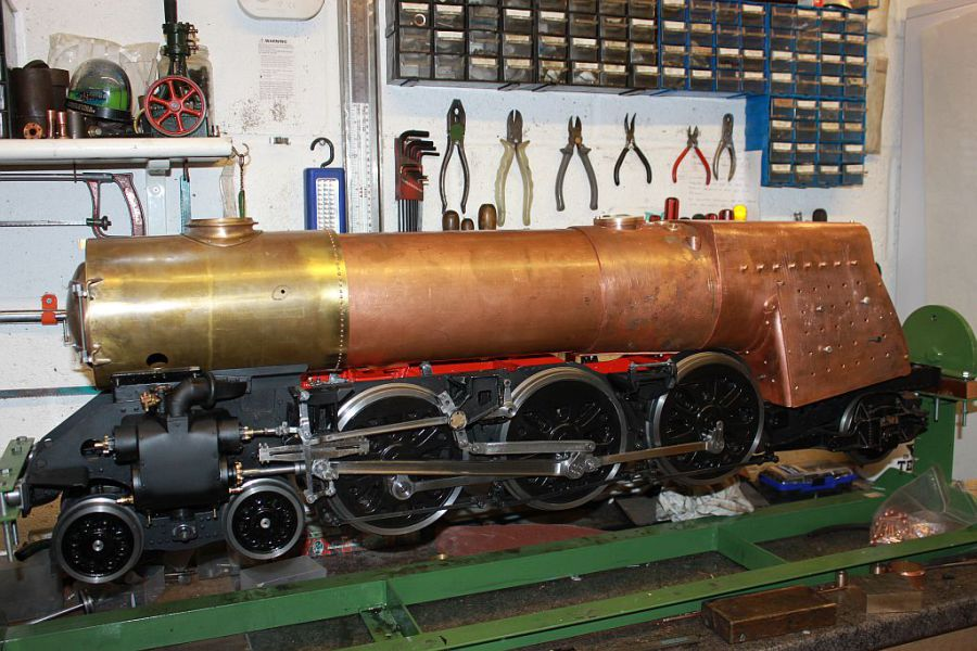 Worthing & District Society Of Model Engineers - About Us